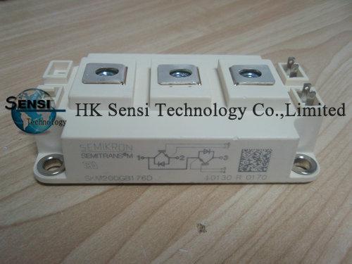 NEW SKM200GB176D SEMIKRON IGBT MODULE